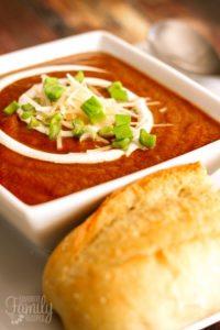 Cafe Zupas Tomato Basil Soup