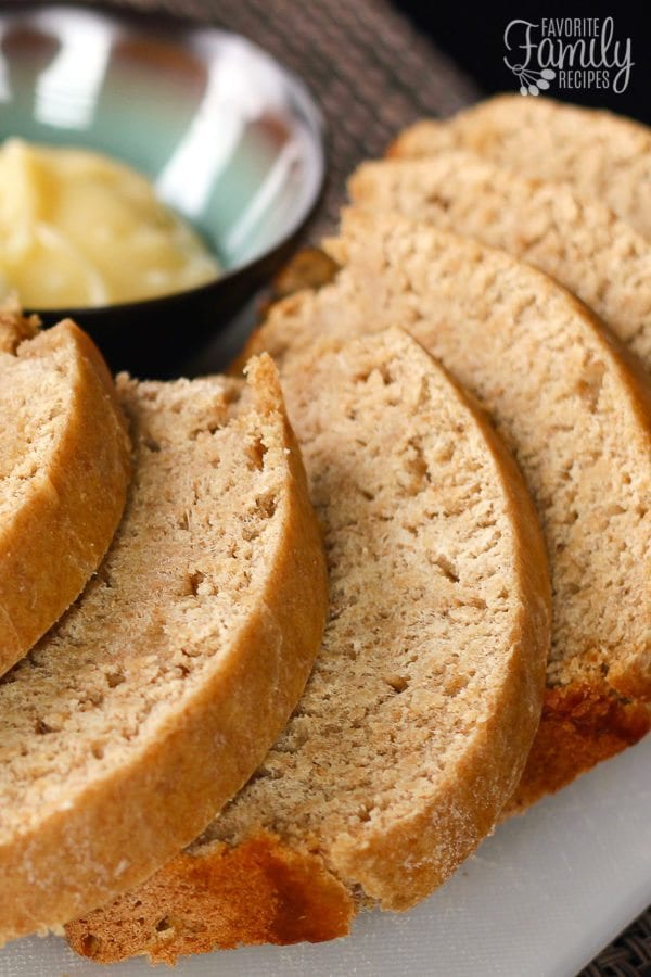 Homemade Honey Wheat Bread Recipe 2
