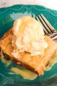 Applebee's Maple Butter Blondies Copycat