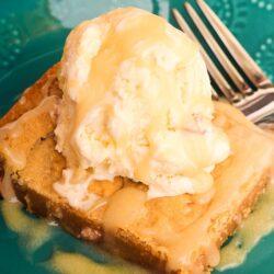 Applebees Maple Butter Blondies Copycat