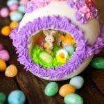 Panoramic Easter Eggs