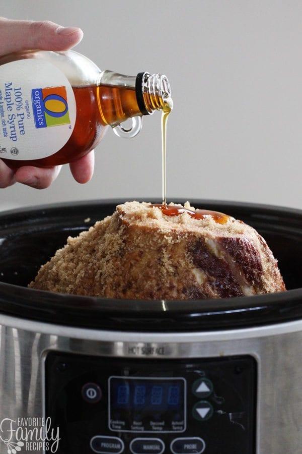 Brown Sugar Maple Ham