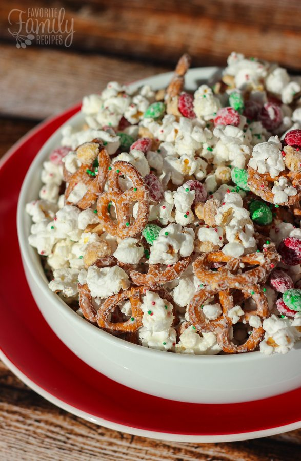 christmas crunch - Candy Recipes For Christmas