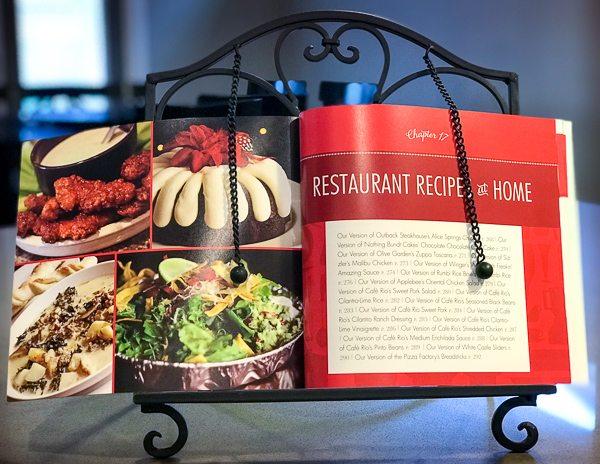 cookbook paperback