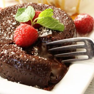 Lava Cake Pressure Cooker Recipe