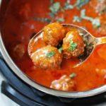 Easiest Instant Pot Meatballs