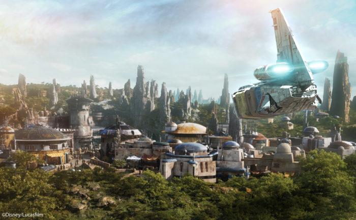Galaxy's Edge - Star Wars Land