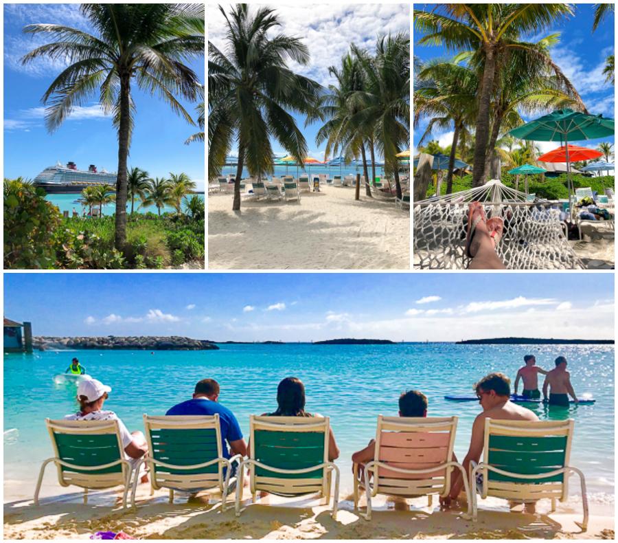 Castaway Cay Beaches