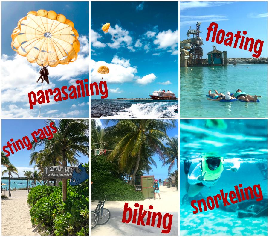 Castaway Cay Port Adventures