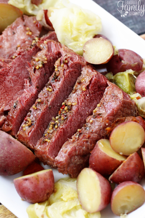 Instant pot corned beef and cabbage favorite family recipes for What to do with salt beef
