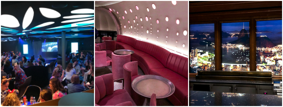 Disney Dream Adult Lounges