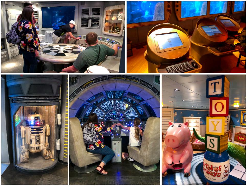 Disney Dream Oceaneers Club
