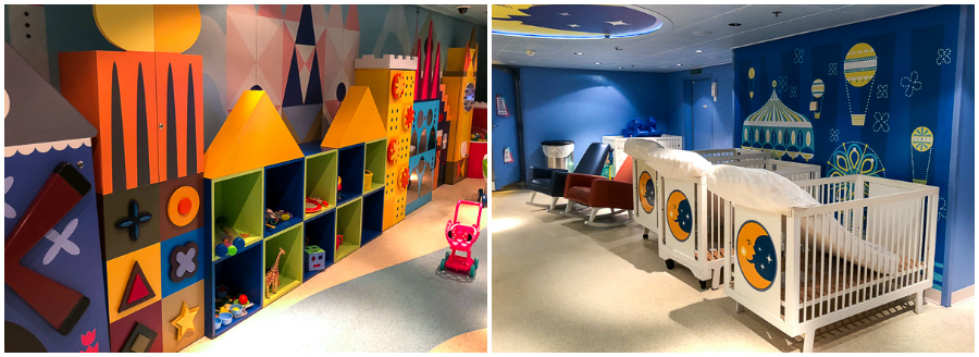 Disney Dream Small World Nursery