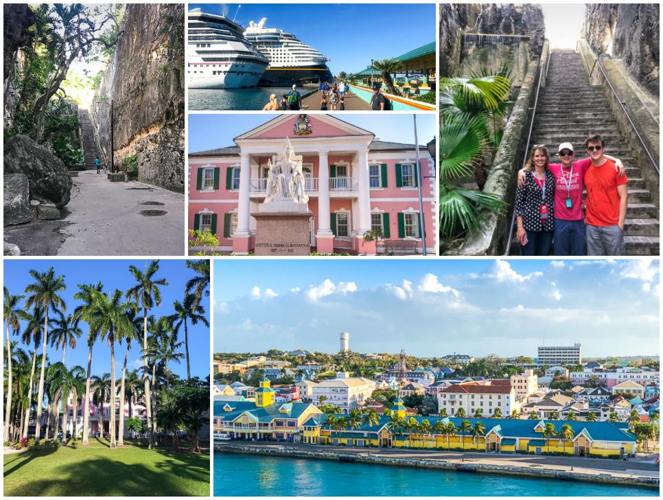 Nassau Bahamas - Disney Dream