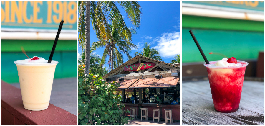 Castaway Cay Specialty Drinks