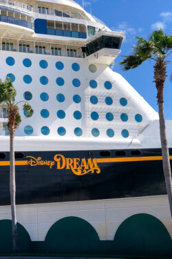 Cruising the Disney Dream