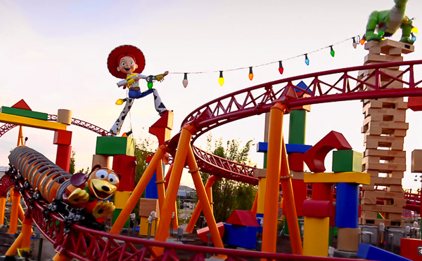 Toy Story Land in Hollywood Studios