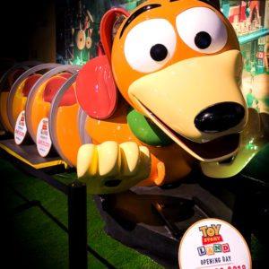 Toy Story Land Slinky Dog