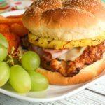 Big Kahuna Chicken Teriyaki Sandwiches