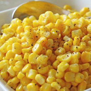 How to cook frozen corn