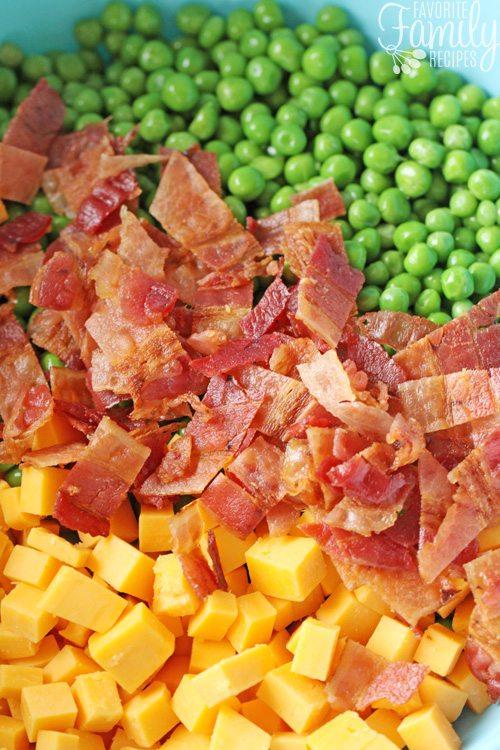 Pea Salad Mix Ins