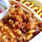 Crock Pot BBQ Baked Beans