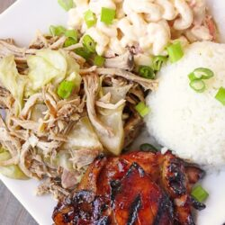 How to Make a Hawaiian Plate Lunch (or Mixed Plate)