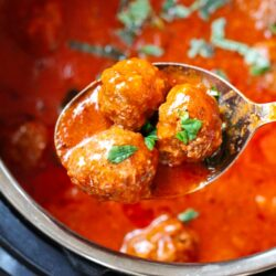 Easiest Instant Pot Meatballs