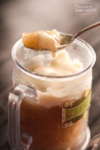 Frozen Butterbeer Recipe from Harry Potter