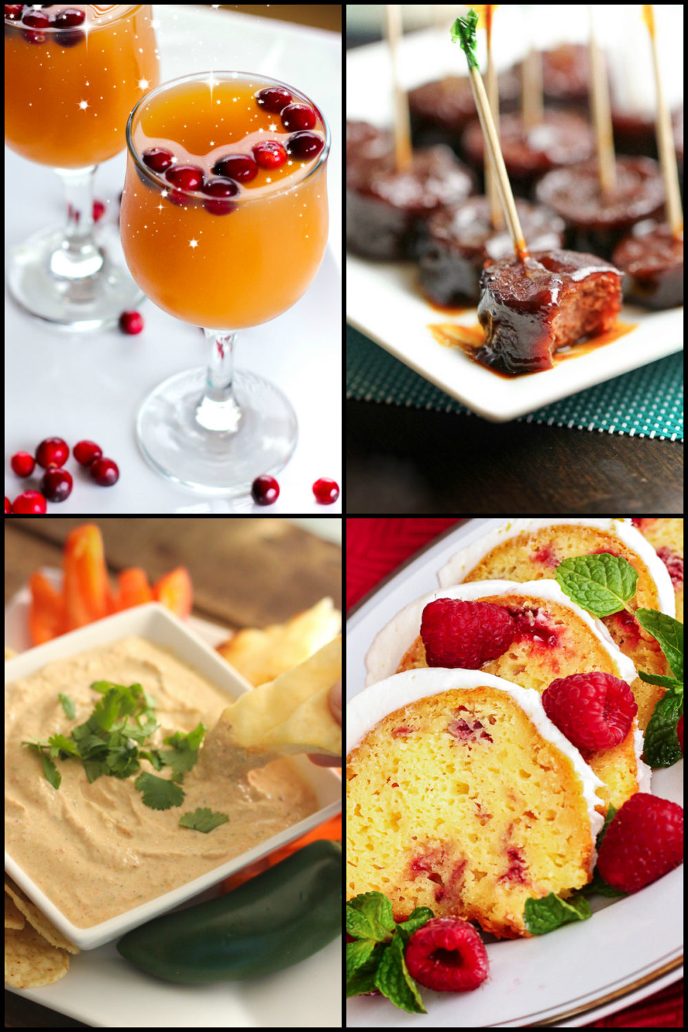 Recipes for New Years Eve Parties | Favorite Family Recipes