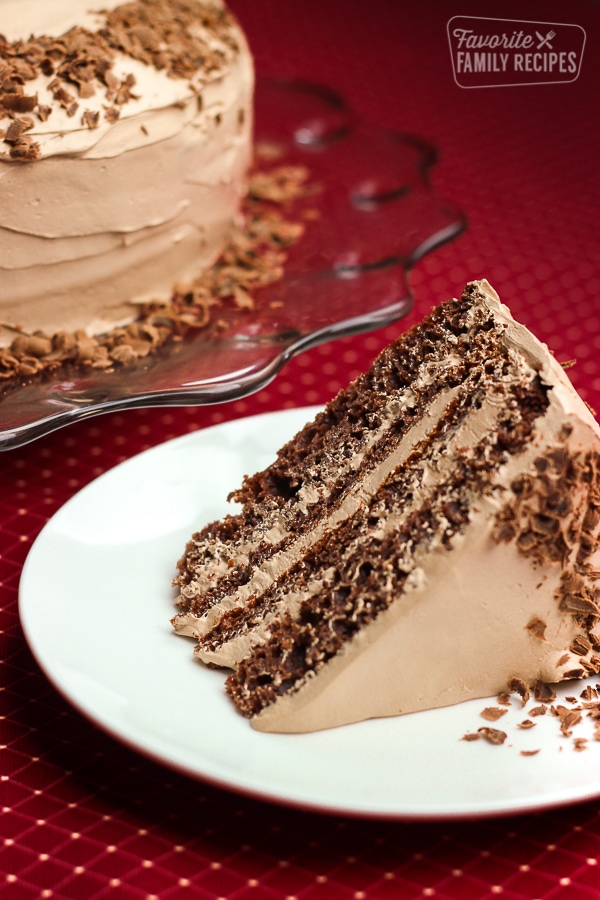Twice Chocolate Torte