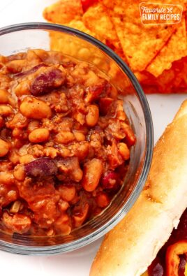 Carolyn's Barbecue Beans