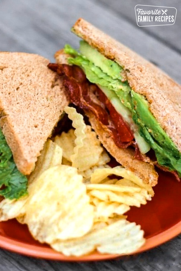 The Ultimate Blt Sandwich Favorite Family Recipes