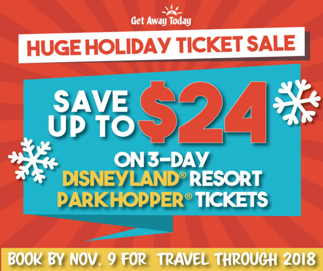 Get Away Today Holiday Promo