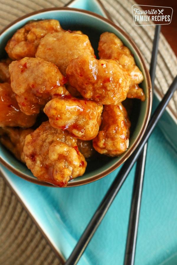 Jareds General Tsos Chicken Favorite Family Recipes