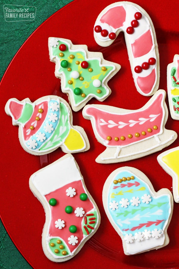 The Best Christmas Cookies Ever Favorite Family Recipes