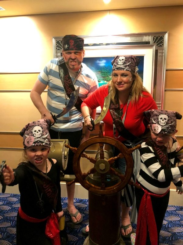 Dos and Don'ts for Pirate Night on a Disney Cruise