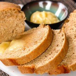 Homemade Honey Wheat Bread Recipe