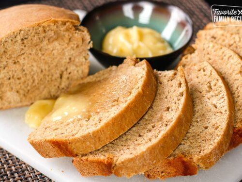 Homemade Honey Wheat Bread Recipe