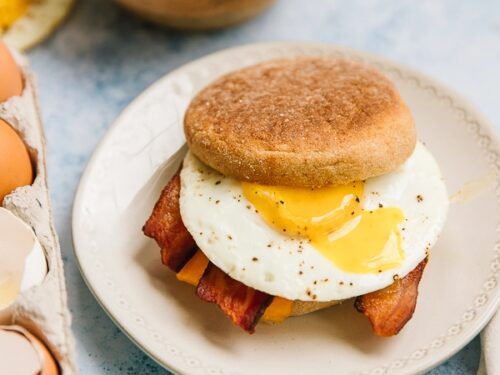 Copycat Mcdonald S Egg Mcmuffins Favorite Family Recipes