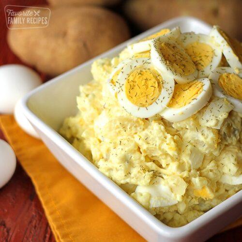 Hellmann's Potato Salad Recipe With Egg