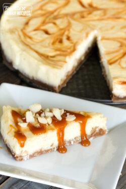 White Chocolate Caramel Macademia Nut