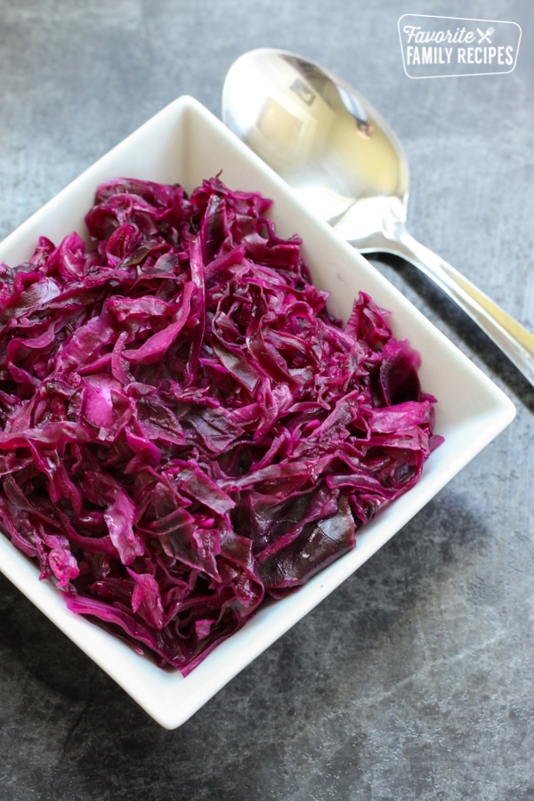 Danish Red Cabbage Favorite Family Recipes