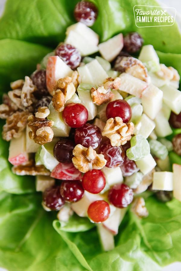 Delicious Waldorf Salad Recipe