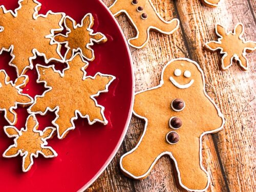 Gingerbread Cookies Favorite Family Recipes