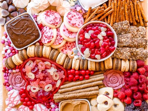 Dessert Charcuterie Board {How-To Guide}| Favorite Family Recipes