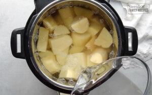 Instant Pot Potatoes in Water