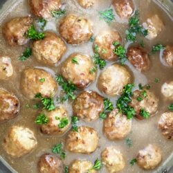 Swedish Meatballs in an Instant Pot