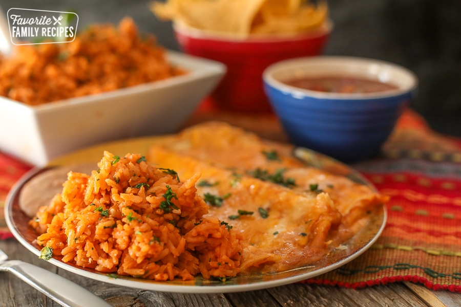 Mexican Rice Restaurant Style Favorite Family Recipes