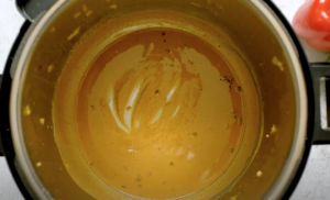 Browned roux in an instant pot to make Gumbo